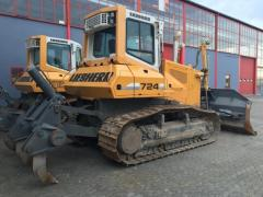 Buldozer Liebherr PR 724  L