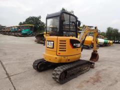 Miniexcavator Cat 302.7 DCR