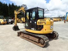 Miniexcavator Cat 308 D CR